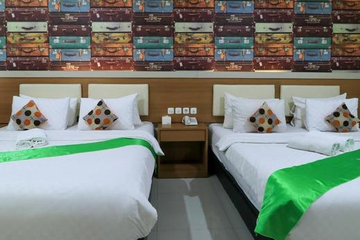 Tab Hotel Surabaya Surabaya - family quadruple