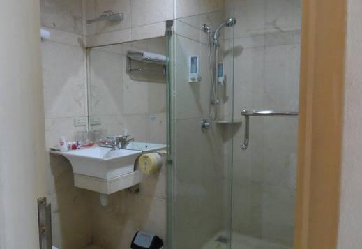 NIDA Rooms Anyar 36 Cirebon - Kamar mandi