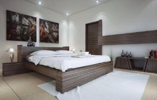 Jasia Gili Luxury Villas Resort Gili Trawangan - Kamar tidur