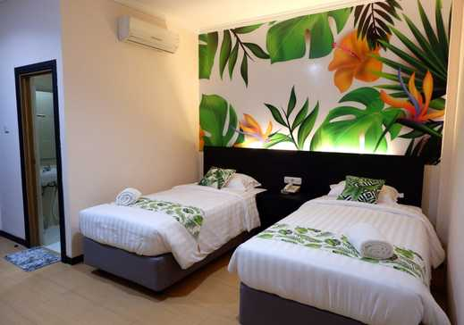Tropical Point Hotel Syariah Kendari - Room