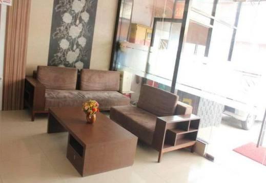 NIDA Rooms Topaz Raya Panakkukang Makassar - Pemandangan Area