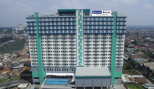 Bigland Hotel Bogor Bogor - Gedung Bigland