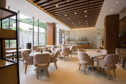 AllStay Hotel Semarang - Restaurant