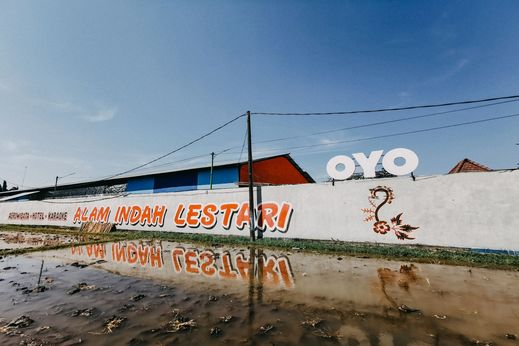 OYO 1188 Alam Indah Lestari Hotel Banyuwangi - Facade