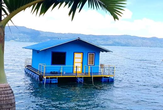 Thyesza Hotel Danau Toba - Floating Villa
