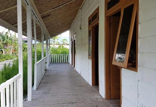 Mino Guesthouse Lampung Barat - Terrace