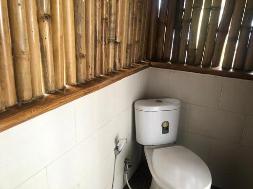 Medewi Hidden Surf Villa Bali - Bathroom