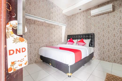 OYO 900 Villa Buleud Garut - Bedroom