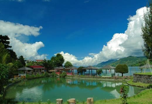Inna Parapat Danau Toba - Area Memancing