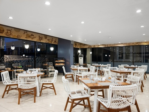 The Alana Hotel & Conference Center Malioboro Yogyakarta Yogyakarta - Restaurant