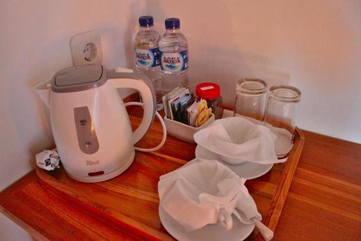 Song Cang Bungalow Bali - tea/coffee maker