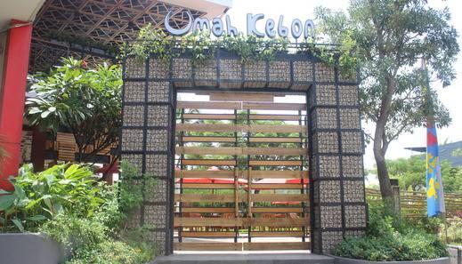 Hom Hotel Tambun - umah kebon by @HOM Hotel Tambun