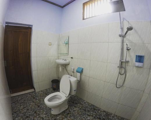 Danke Lodge Manggarai Barat - Bathroom