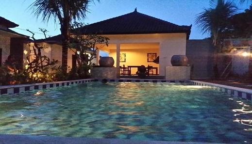 Palm Bamboo Hotel Bali - Pool