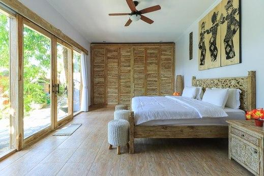 The Laras Jimbaran Bali - Bedroom