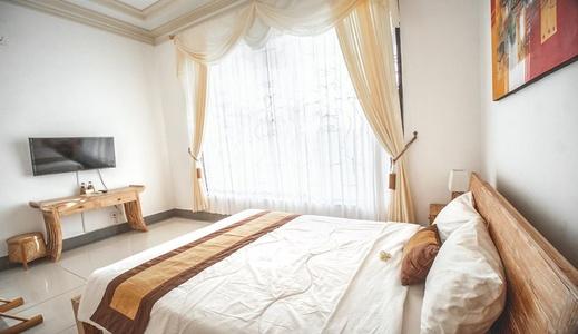 Yasa Asri Villa Bali - Bedroom
