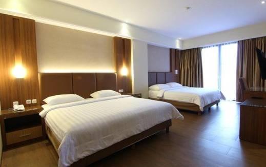 Dominic Hotel Purwokerto Banyumas - Kamar