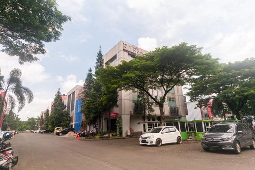 OYO 3216 Ellegan Residence  Tangerang Selatan - Facade