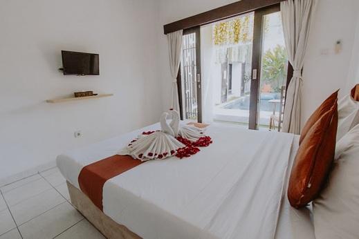 Bahana Guest House by Madhava Bali - room