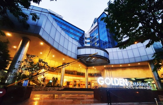 Golden City Hotel and Convention Center Semarang - GH BUILDING