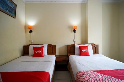 OYO 2015 Bandara Hotel Balikpapan Balikpapan - Bedroom