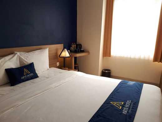 Arte Hotel Malioboro Yogyakarta Yogyakarta - Smart Room