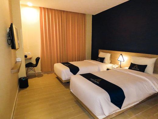 Arte Hotel Malioboro Yogyakarta Yogyakarta - Deluxe Twin