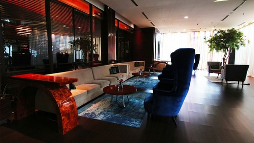 The Arista Hotel Palembang - Lobby