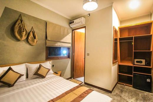 BRAW Inn Canggu Bali - Guest room