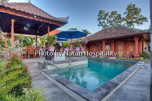 Kesumasari Beach Hotel Bali - (23/Dec/2013)