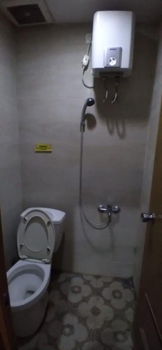 Bandara Ahmad Yani Hanoman By Pillow Semarang - Bathroom