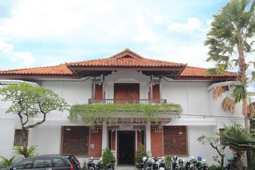 Airy Denpasar Utara Kepundung 62 Bali - Hotel Front