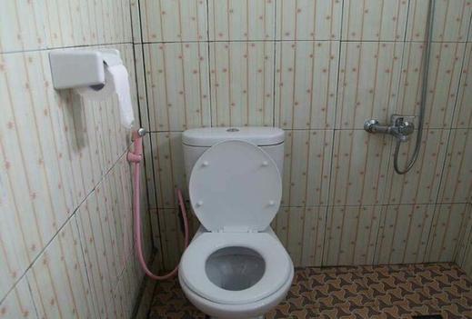 Nuansa Rinjani Lombok - Bathroom