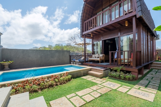 Puri Pandawa Resort Bali - Two Bedroom Pool Villa