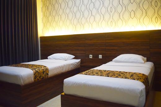 Megaria Hotel Merauke - Kamar superior