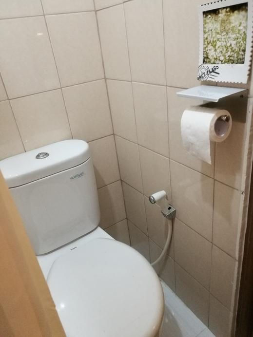 Pleasant@Tifolia 1BR in Kelapa Gading Jakarta - Bathroom
