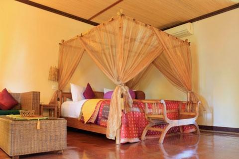 Junjungan Ubud Hotel & Spa Bali - Kamar Tamu