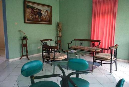 Puncak Resort Gede 15 by Aryaduta Cianjur - Living Room