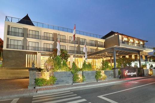 Swiss-Belhotel Tuban - Facade
