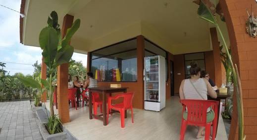 Tinggal Standard Alas Arum Pandawa Bali - Restoran