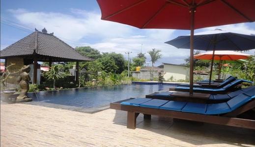 Dream Beach Berlian Bali - Pool