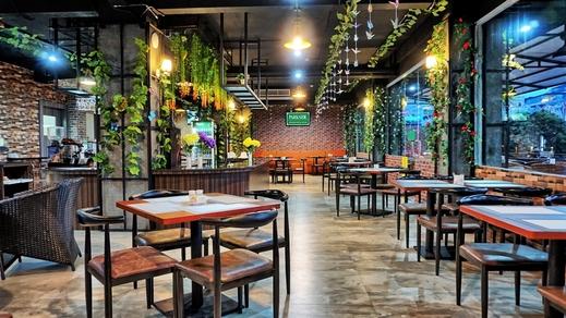 Parkside Sovrano Hotel Batam Batam - RESTAURANT