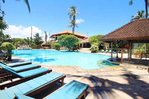 Airy Jimbaran Kuta Pantai Kedonganan Bali - Pool