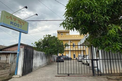 OYO 2605 Afny Kost 1 Palembang - Facade