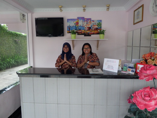 Rose Inn Hotel Pangandaran - Lobby