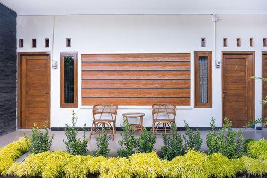 OYO 1226 Al Abror Homestay Yogyakarta - Common Area