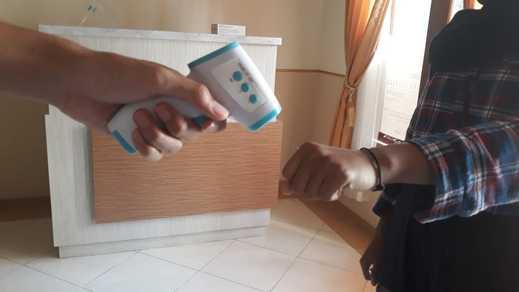 Zaitun Syariah Guesthouse Yogyakarta Yogyakarta - Clean & Safe