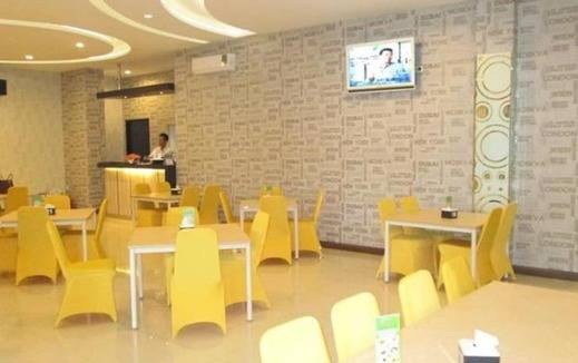 My Home Hotel Pontianak - Restoran