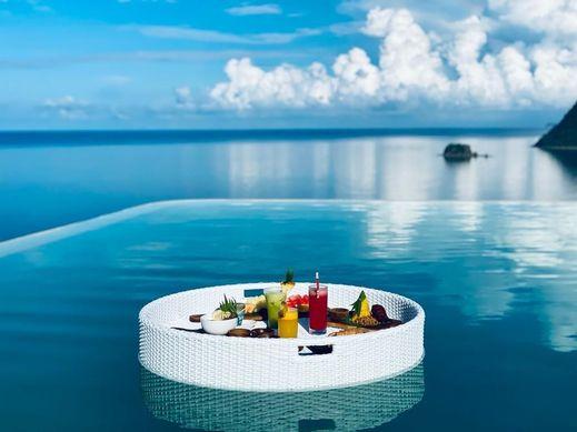 Loccal Collection Hotel Komodo Manggarai Barat - Pool