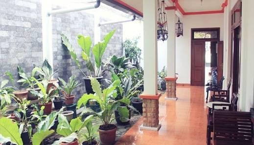 Simply Homy Guest House Taman Siswa Yogyakarta - Eksterior